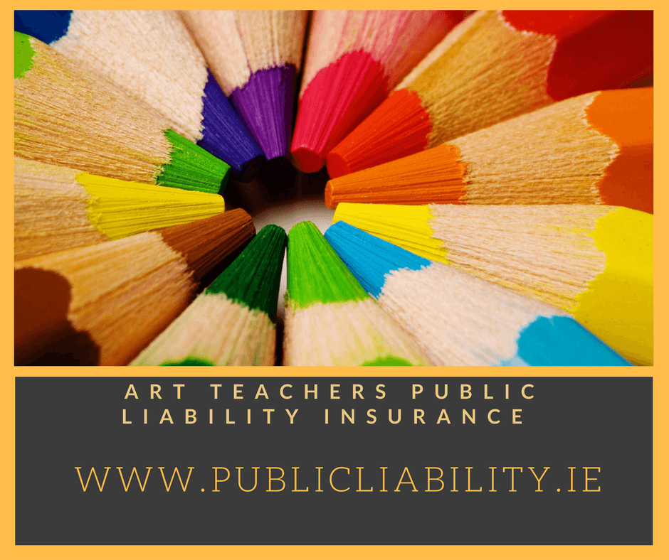 Art Teachers Public Liability Insurance