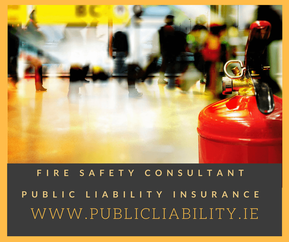 Public Liability Insurance For Fire Safety Consultants