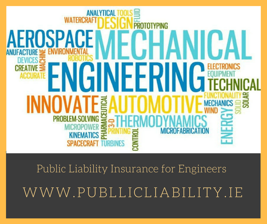 Public Liability Insurance For Engineers