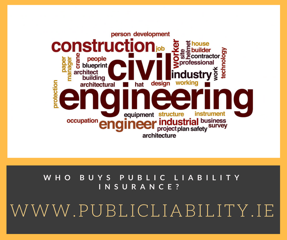 Who Buys Public Liability Insurance?