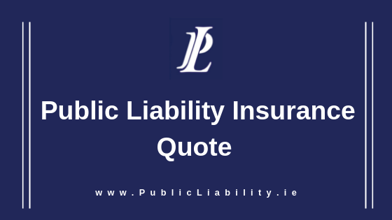 Get Your Public Liability Insurance Quote