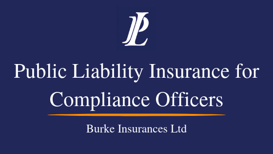 Public Liability Insurance For Compliance Officers