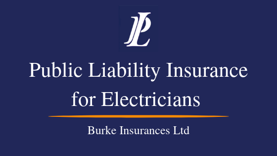 Public Liability Insurance For Electricians