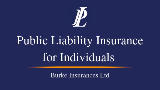 Public Liability Insurance For Individuals