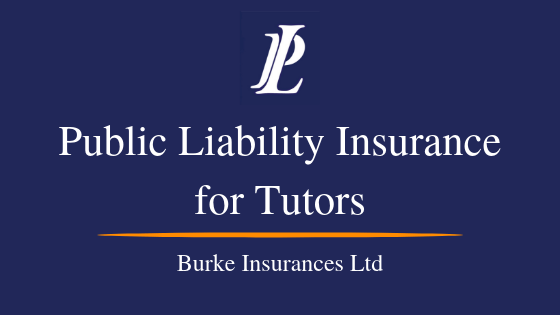 Public Liability Insurance For Tutors